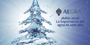 La importancia del agua en tiempos de covid